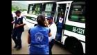 Los 59 colombianos regresan a casa
