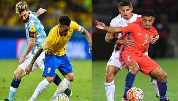 ¿Sorprenden las llaves de las semifinales de la Copa América 2019?