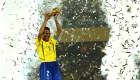 Se cumplen 17 años de la quinta estrella de Brasil