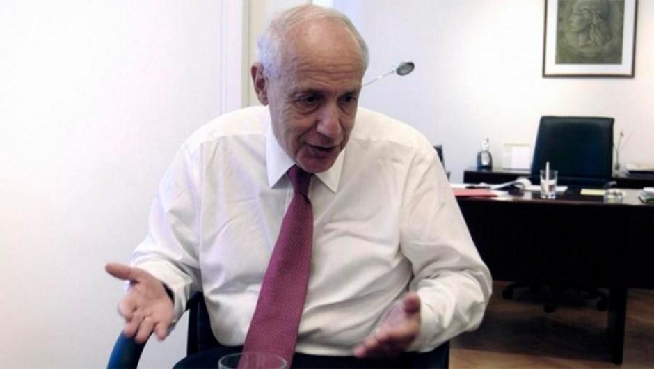 ¿A Roberto Lavagna le ofrecieron dinero para bajar su candidatura?
