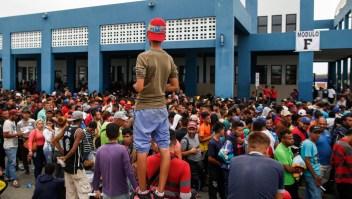 PERU-ECUADOR-VENEZUELA-MIGRANTS