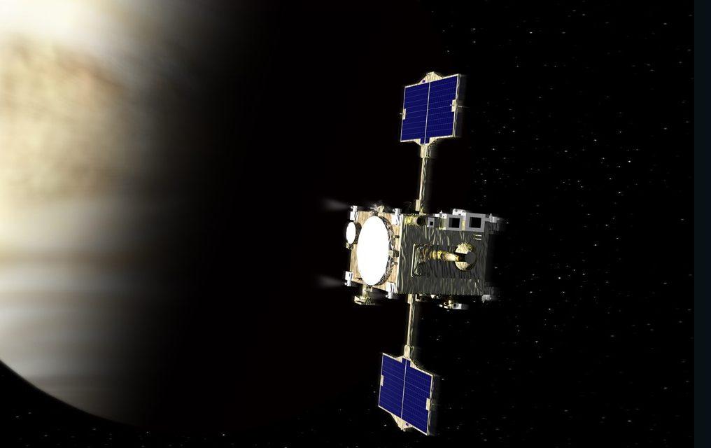 Exitoso aterrizaje de nave espacial japonesa en un asteroide