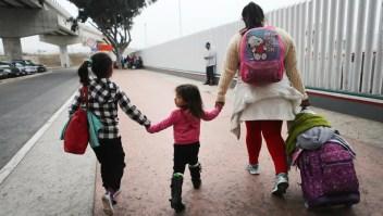 Alertas en gobierno de EE.UU. por separación de familias