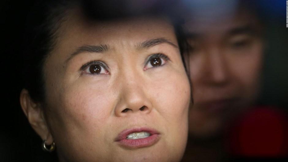 Llevarán a la OEA el caso de Keiko Fujimori