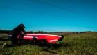 Carrera de autos voladores, cerca de hacerse realidad