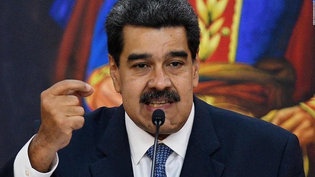 """Maduro sobre informe de DD.HH.: """"Bachelet dio un paso en falso"""""""