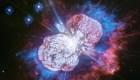 La NASA muestra fuegos artificiales cósmicos