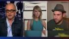 Los derechos por la música de Taylor Swift dividen a la industria