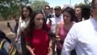 Ocasio-Cortez: lo que vimos fue inaceptable