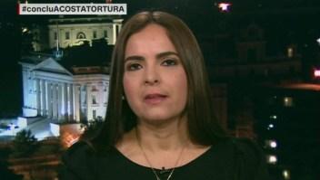 """Tamara Sujú: """"Mientras Maduro recibía a Bachelet, torturaba a militares"""""""