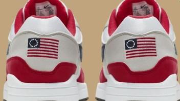 ¿Fue astuta la decisión de Nike de retirar un modelo conmemorativo de zapato deportivo?