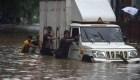 Muertes y caos en Mumbai por lluvias récord