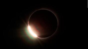 Eclipse solar: las mejores imágenes