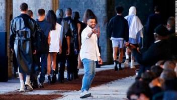 El diseñador de moda Khalid Al Qasimi