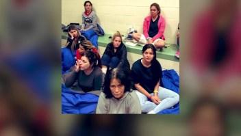 Centros de detención son infrahumanos, según legisladores