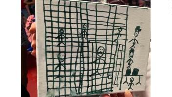Bajo estas condiciones viven los niños en las Patrullas Fronterizas