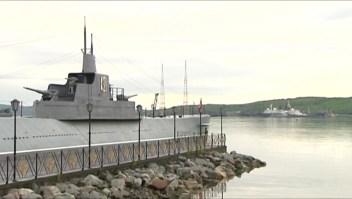 ¿Cuál era la verdadera misión del submarino ruso incendiado?
