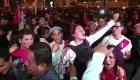 Fiesta en Lima tras la clasificación peruana a la Final de Copa América