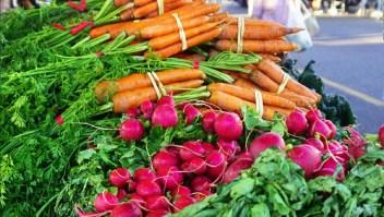 Cosechar vegetales es bueno para el medioambiente