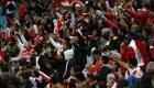 Así fue el multitudinario festejo en Perú tras ganarle a Chile