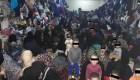 Fotos revelan a niños, jóvenes y mujeres hacinados en cárcel de Iraq