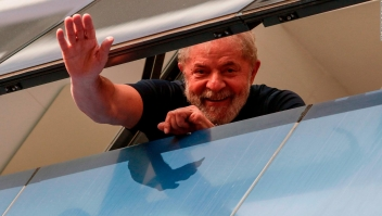 Alberto Fernández visitó a Lula Da Silva en prisión