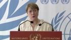 Bachelet anuncia liberación de detenidos en Venezuela