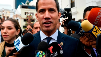 """Guaidó convoca a marchas en Venezuela contra la """"tortura"""" y asesinatos"""