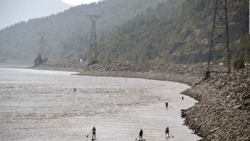 Alaska enfrenta una ola de calor