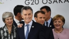 Macri quiere nuevos acuerdos comerciales con más países