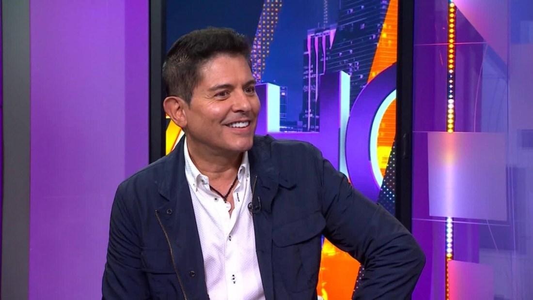 Ernesto Laguardia recuerda una cena con Edith González