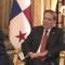 Cortizo sobre la crisis en Venezuela y Guaidó
