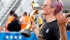 Equipo femenino de fútbol será recibido en Nueva York