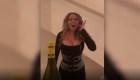 """Mariah Carey se suma de una forma muy original al """"Bottle cap challenge"""""""
