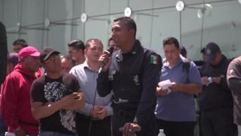 Los policías federales piden más tiempo para pactar
