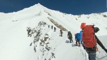 Estas son las últimas imágenes de los montañeros que fallecieron en el Himalaya