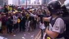 ¿Por qué protestan los jóvenes en Hong Kong?