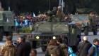 Los argentinos festejan el Día de la Independencia