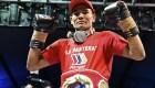 """""""La Pantera"""" Moray, campeón sudamericano de boxeo desde la cárcel"""
