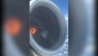 Avión de Delta aterriza de emergencia por falla en un motor