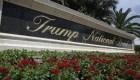Torneo organizado por un establecimiento para adultos en club de golf de Trump