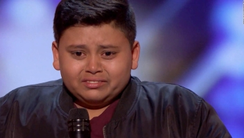 """Este niño de 12 años deslumbró en """"America's Got Talent"""""""