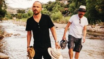 """Protagonistas de """"Breaking Bad"""" lanzan su marca de mezcal"""