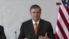 EE.UU. invertirá US$ 800 millones en el sur de México