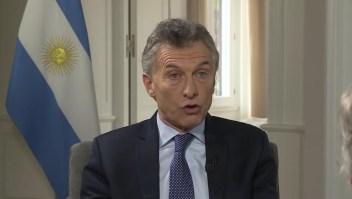 """Macri sobre Alberto Fernández: """"Todas las cosas que me dijo eran falsas"""""""