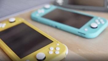 ¿Qué juegos podrán usarse en la Nintendo Switch Lite?