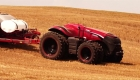 Tractor autónomo busca automatizar la agricultura
