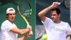Un partido entre los más ganadores en la historia del tenis
