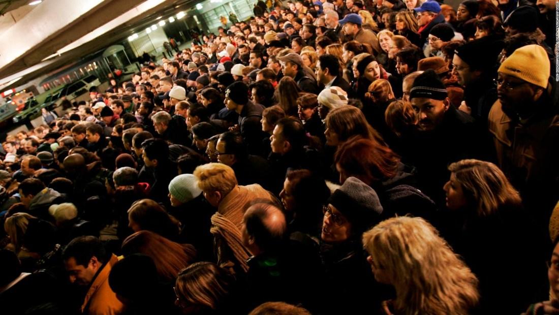 La población mundial se acerca a los 8.000 millones y no es una buena noticia
