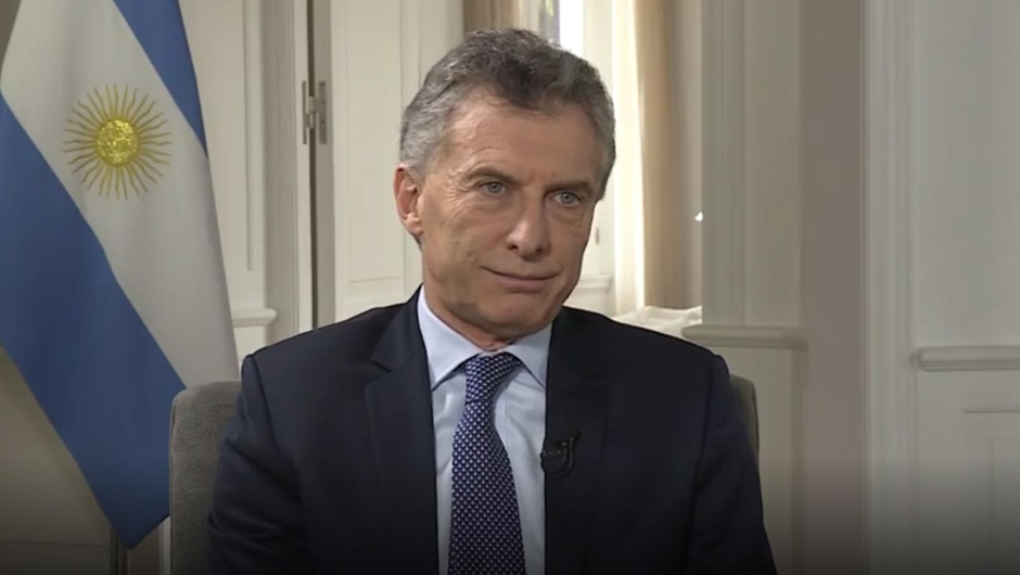 "Macri: ""Argentina no va a entrar en cesación de pago"""